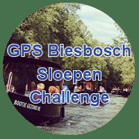 GPS Biesbosch Sloepen Challenge